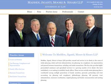 Madden, Jiganti, Moore & Sinars LLP