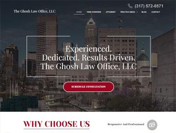 The Ghosh Law Office, LLC