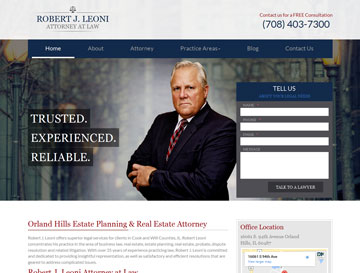 Robert J. Leoni Attorney at Law