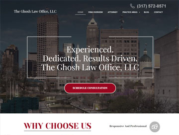 The Ghosh Law Office, LLC