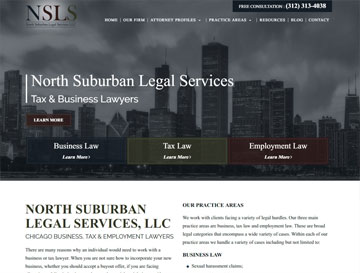 North Suburban Legal Services