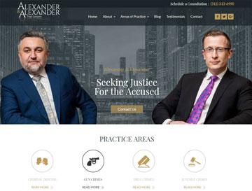 Alexander & Alexander  Trial Lawyers