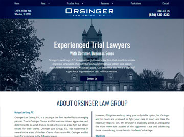 Orsinger Law Group, P.C.