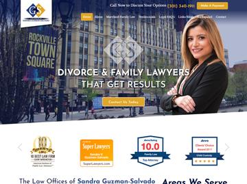 Law Offices of Sandra Guzman Salvado